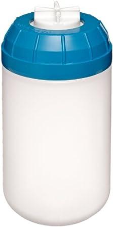 Nalgene Polypropylene Copolymer Centrifuge Bottle with Screw Closure/Silicone Gasket