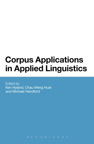 Corpus Applications in Applied Linguistics