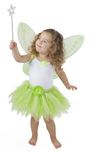 Tinkerbell Costume for Toddler Tinkerbelle Birthday Party and Dress Up