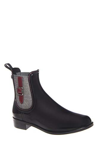 Urban Hebilla Low Heel Rain Boot