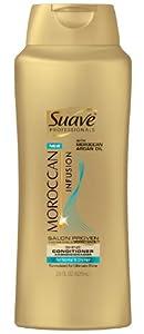 Suave Professionals Moroccan Infusion Shine Conditioner 28 oz