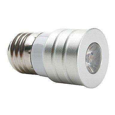 1 * 3W E27 200Lm 3000K 1-Led Warm White Lighting (85-265V)