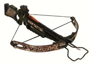 Horton Scout HD 125 Red Dot Package