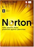 31wDeE TICL. SL160  BRAND NEW Symantec Norton Antivirus 2011 User Antivirus Antispyware Antirootkit Pulse Updates Protection