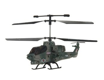 Xinrun X25 3.5-Channel Apachi RC Helicopter with Gyroscope