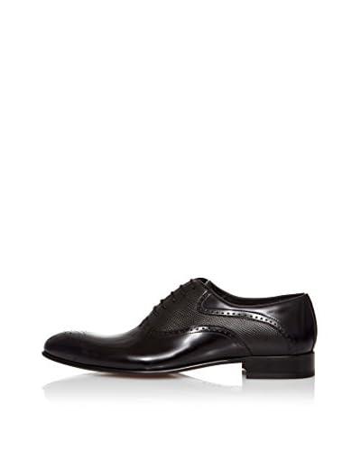 RRM Zapatos Oxford Cordones Negro