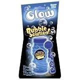Super Miracle Bubbles Glow Fusion Bubble Solution Blue