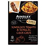 Ainsley Harriott Sundried Tomato & Garlic Cous Cous 100g