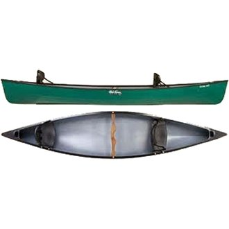Old Town Guide 147 Recreational Canoe, 14-Feet 7-Inch