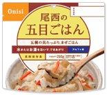 尾西食品 五目ご飯 100g 501-SE