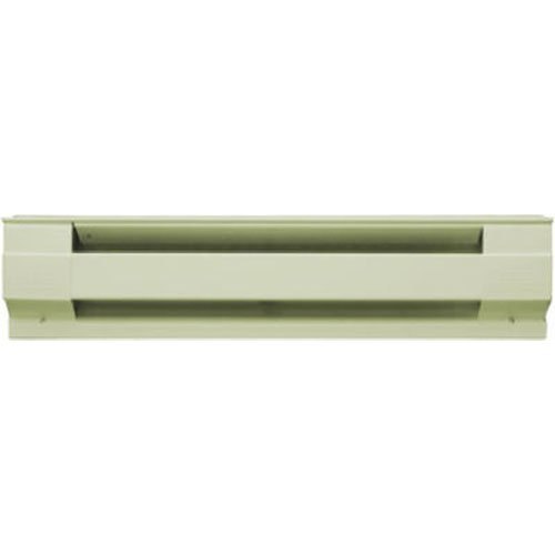 CADET MANUFACTURING 06513 240-Volt Base Electric Heater, 8-Feet (Cadet 2000 Watt Baseboard Heater compare prices)