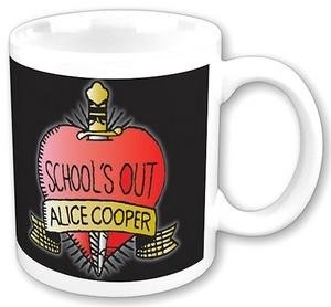 "Mug Alice Cooper ""School Out"""