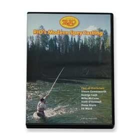 RIO Modern Spey Casting DVD Video - 3 Disc Set