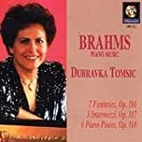 Image of Brahms: Piano Music (7 Fantasies / 3 Intermezzi / 6 Piano Pieces)