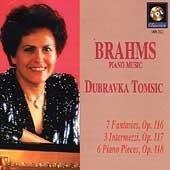 Brahms: Piano Music (7 Fantasies / 3 Intermezzi / 6 Piano Pieces)