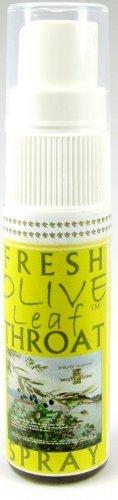 Throat spray, Original High Strength Olive Leaf extract & Oregano 15ml/0.51fl oz by The Olive Trail (Olive Leaf Extract Throat Spray compare prices)