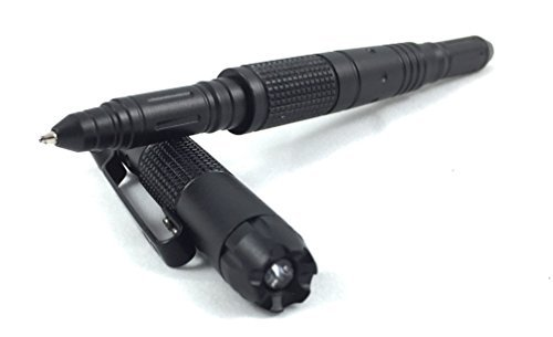 Best Tactical Defender Pen with flashlight. Highly Rated Hunting, Survival, Best Tactical Pen Tool & Glass Breaker
