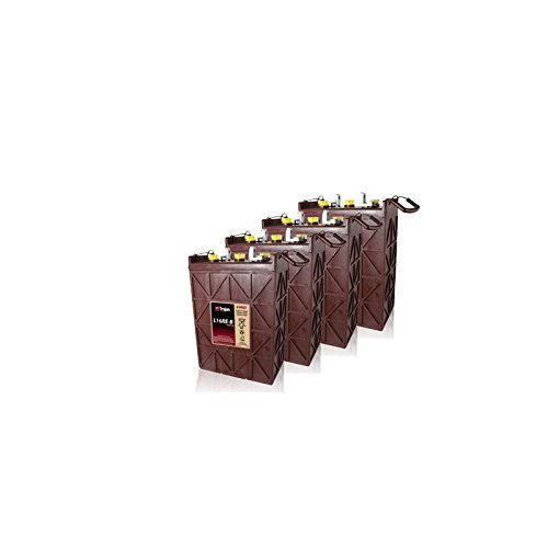 4x Trojan L16RE-B Flooded Lead Acid 6V Deep Cycle Battery 370Ah FAST USA SHIP