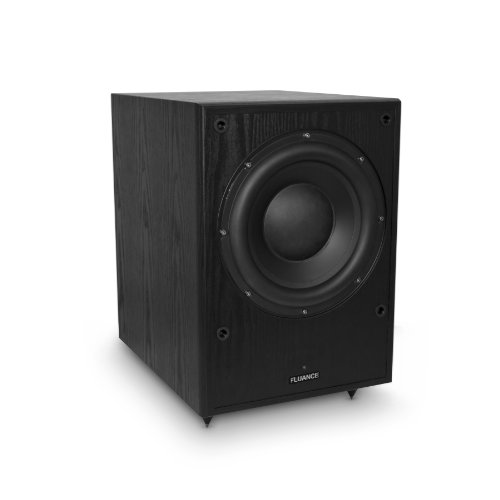 Fluance Db-150 10 Inch 150 Watt Low Frequency Powered Subwoofer