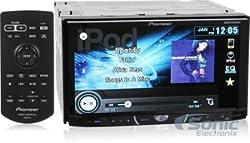 See Pioneer AVHX4600BT 7-Inch USB Bluetooth Hi-Volt Pandora DVD Player Details