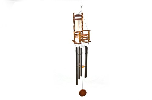 Rocking Chair Wind Chime