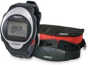 Image of Omron Heart Rate Monitor (NC88712)