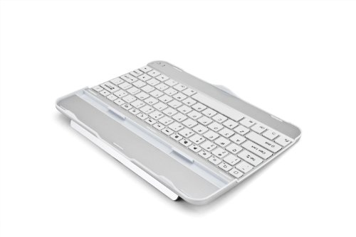 EVERSTAR® Samsung Galaxy Tab 3 10.1 GT-P5200 GT-P5210 Ultra Thin Wireless Bluetooth Keyboard Aluminum Alloy Keyboard for P5200 P5210