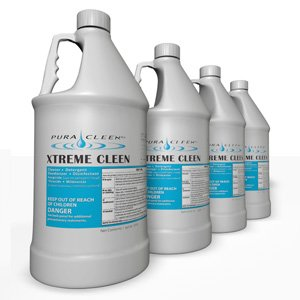 Xtreme Cleen Disinfectant Concentrate- 4 Pack - Makes 256