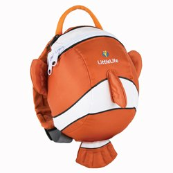 LittleLife Animal Daysack - Clownfish from Lifemarque