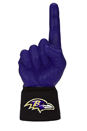 NFL Baltimore Ravens Black Jersey Sleeve with #1 Purple by UltimateHand