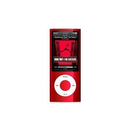 Apple iPod nano 8GB (PRODUCT) RED MC049J/A