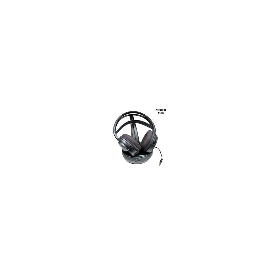 Audio Unlimited 900 MHz Wireless Stereo Headphones SPK 1000 9110