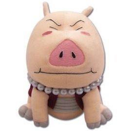 Official Naruto Stuffed Toy – 8″ Ton Ton Plush image