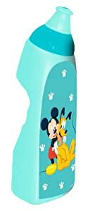 Disney Mickey and Pluto Triangle Bottle