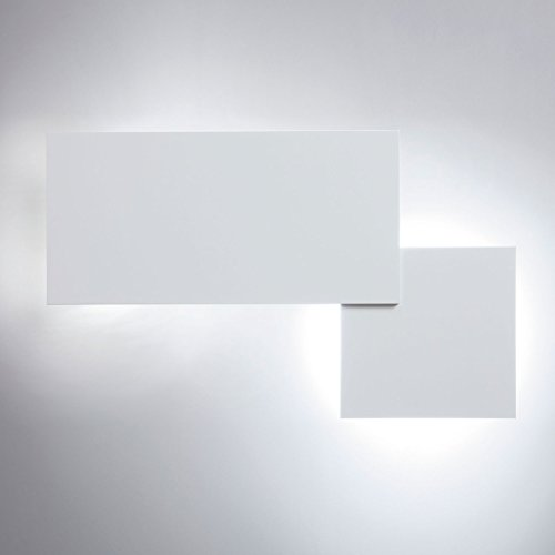 PUZZLE SINGLE SQUARE Bianco Opaco