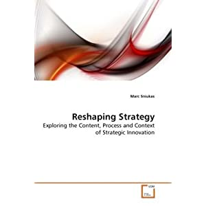 Reshaping Strategy