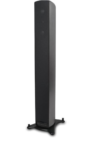 Definitive Technology Mythos St-L Supertower With Built-In Powered Subwoofer - Each (Black)