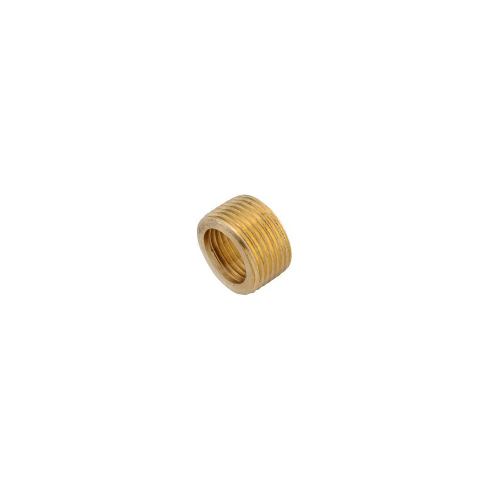 Anderson Metal Corp 736140 0806 1/2 X 3/8 Brass Pipe Fittings