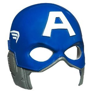Kenner Captain America Movie Hero Mask