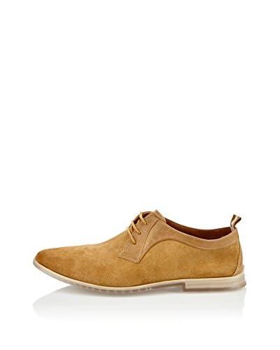 Clarks Zapatos derby Frewick Lace Cognac