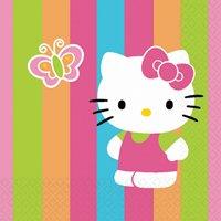 Hello Kitty Lunch Napkins