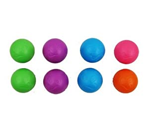 Fisher Price Cruise and Groove Ballapalooza Set of 8 Replacement Balls