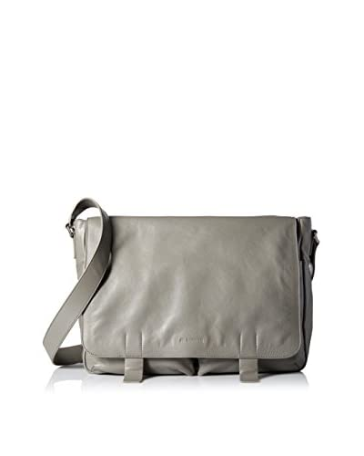Jil Sander Men's Messenger Bag, Open Grey