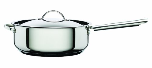 Hahn Non Stick Risotto Pan  &  Lid/ Helper Handle, 28 cm