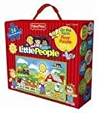 Fisher Price Little People- On The Farm Floor Puzzle (Fisher Price Little People Puz)