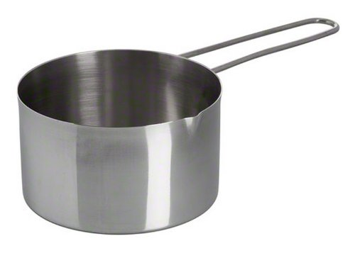 American Metalcraft (MCW150) 1-1/2 Cup Stainless Steel Measuring Cup