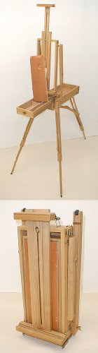 Jack Richeson Weston Small Easel small wood easel