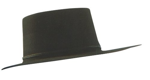 V for Vendetta Hat Costume Accessory