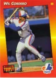 1992 Triple Play #179 Wil Cordero