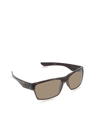 Oakley Occhiali da sole Polarized Two Face Mod. 9189 918917 (60 mm) Marrone